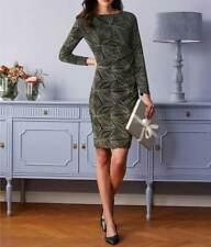 Kleid HEINE Abend Kleid schwarz gold Gr 40 42 44