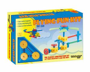 Thinkertoy Game Childrens Kids Educational Toy Memory Learning Gift Activity