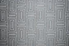 'Kalambo' furnishing fabric by John Lewis, silver, remnant of 1.65m length