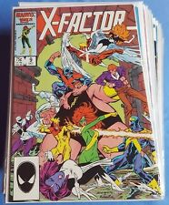 X-Factor Lot 41 Books VG-NM Marvel Comics Uncertified