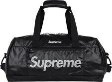 Supreme Box Logo Duffle Bag-FW17-VERY RARE