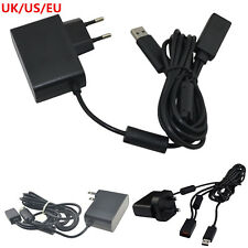 12V USB AC Netzteil Ladegerät Adapter Kabel Für Xbox 360 Kinect Kamera Sensor EU