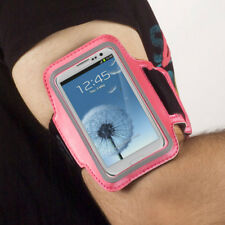 Sport Armband Tasche f BlackBerry Z10 Jogging Fitness Rad PINK