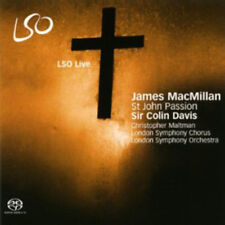Christopher Maltman : James MacMillan: St. John Passion CD (2009) ***NEW***