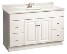 DESIGN HOUSE® WYNDHAM BATHROOM VANITY CABINET, READY TO ASSEMBLE, 2 DOOR,