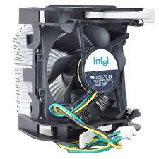 NEW--Intel D34080 Socket-478 Copper Core Aluminum Heat-Sink & Fan Retention Clip