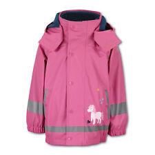 Sterntaler Mädchen Regenjacke 3 in 1 Multifunktionsjacke  Pony 5652113 Hortensie