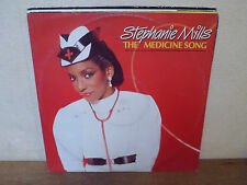 "LP 12"" MAXI - STEPHANIE MILLS - The medicine song - VG+/EX"