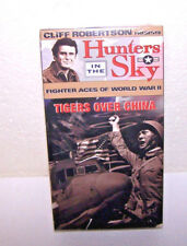 Hunters in the Sky VHS Tape TIGERS OVER CHINA Vol 5 World War ll Movie VCR USA