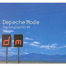 Depeche Mode - The Singles 81>98 ( 3 CD - Compilation - Remastered - Box Set )