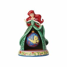 Disney Traditions 2017 Jim Shore Little Mermaid ARIEL Christmas Figurine 4057943