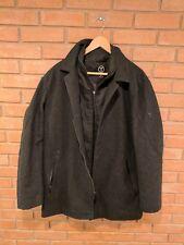 Tumi T-Tech 6T-4005PM Waterproof Wool Coat Size Medium (M) Retail $350