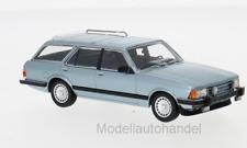 Ford Granada MK II Turnier Ghia, hellblau 1:43 Neo Scale Models 44257  *NEW*