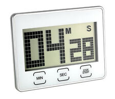 Digital Cronómetro TFA 38.2027 Temporizador de cocina 99 MIN Reloj arena TIMERS