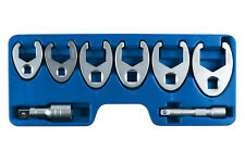 Crowfoot Crowsfoot Wrench Spanner Set 33mm 36mm 38mm 41mm 46mm 50mm IN CASE