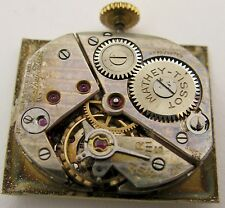 Mathey Tissot FEF 170 17 j. complete watch movement for parts