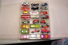 VINTAGE MATCHBOX LESNEY CAR LOT 35 Vehicles