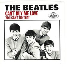 BEATLES - Can't Buy Me Love  (picture sleeve only - repro) - NM