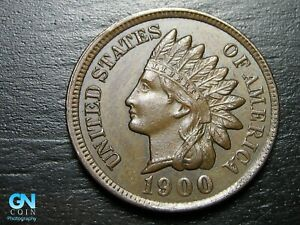 1900 Indian Head Cent Penny  --  MAKE US AN OFFER!  #B9947