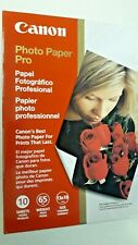 Canon Photo Paper Pro 13 x 19 Inches--10 Sheets--Super High Gloss