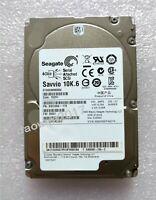 "600GB 10k SAS 2.5"" SAS 6Gb/s 64MB HARD DRIVE DELL HP TESTED SEAGATE ST600MM0006"
