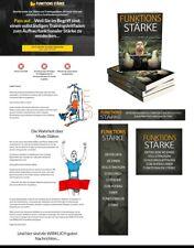 Funktions Stärke - Fitness Selbsthilfe - eBook, Verkaufsseite + PLR - BRAND NEU