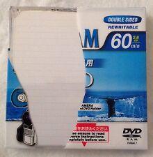 Maxell DVD Ram Video 60 min 2.8GB rewritable