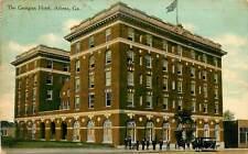 Georgia, Ga, Athens, Georgian Hotel 1910 Postcard
