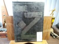 1961 ROSEVILLE UNION HIGH SCHOOL California Original YEARBOOK Annual Rose Leaves