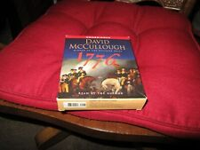 David McCullough 1776 - 10 CD's