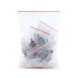 300pcs 1Kohm-2Mohm 1W carbon film resistor package/component package