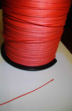 1.5MM X 5M Red Dyneema® Fiber Synthetic Fishing/Winch/Yacht Marine rope T: 320kg