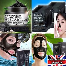 Charcoal Skin Blackhead Masks