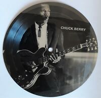 Chuck Berry SP Flexis Cartons - MASTERS of ROCK & ROLL Vol 1 - MONOFACES Picture
