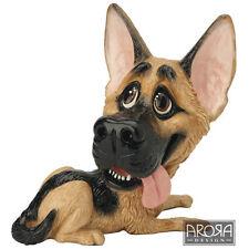 Little Paws Argo German Shepherd Dog Figurine in gift box  23450
