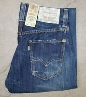 New Levis 539 Men's Jeans 539-045390010 Vintage Straight Levi's Dark Blue