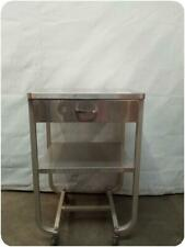 Stainless Steel Cabinet Cart 273192