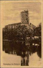 Kolding Dänemark Danmark Syddanmark 1919 Schloss Koldinghus Slotssoen Turm Burg