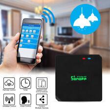 Sonoff RF Bridge 433MHz Wifi 16-CH Remote Smart Switch DIY Timer Control LD1223