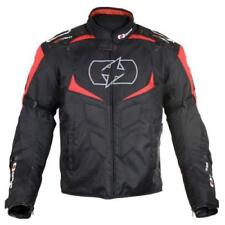 Oxford Melbourne 2.0 Motorbike/Motorcycle Waterproof Textile Sport Jacket -Red