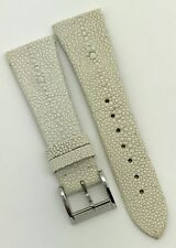 Authentic Bedat & Co Geneva Stingray Watch Strap 24mm X 16mm NWT With Buckle