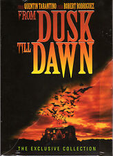 From Dusk Till Dawn 1-3 Collection 4 Disc Steelbook 100 Uncut Blu Ray
