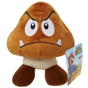 Nintendo 68559-4L-PB Goomba Plush Toy