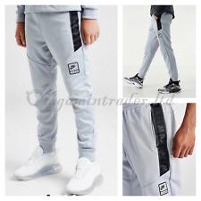 Nike Air Max Polar Jogger Sweatpants gris lobo/Negro CJ5649-012 Tamaño S