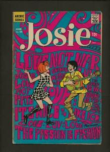 Josie And The Pussycats 34 VG 4.0 High Definition Scans