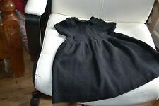 robe bonpoint 4 ans noire 45% DE LAINE