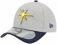Tampa Bay Rays New Era Cap MLB Authentic Clubhouse 39Thirty Flex Hat