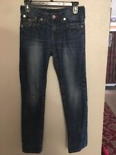 Pre-owned True Religion Jeans /Boys 12/ Excellent Condition