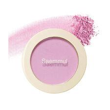 the SAEM Saemmul Single Blusher - PP01 Orchid Rumor (USA Seller)