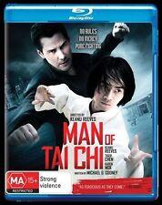 Man of Tai Chi : NEW Blu-Ray